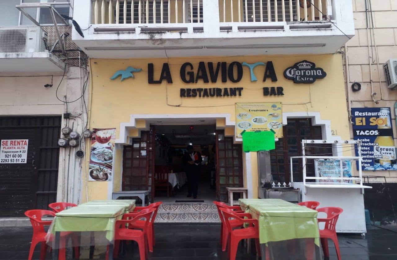 Restaurante la Gaviota, 25 años sobreviven a la pandemia