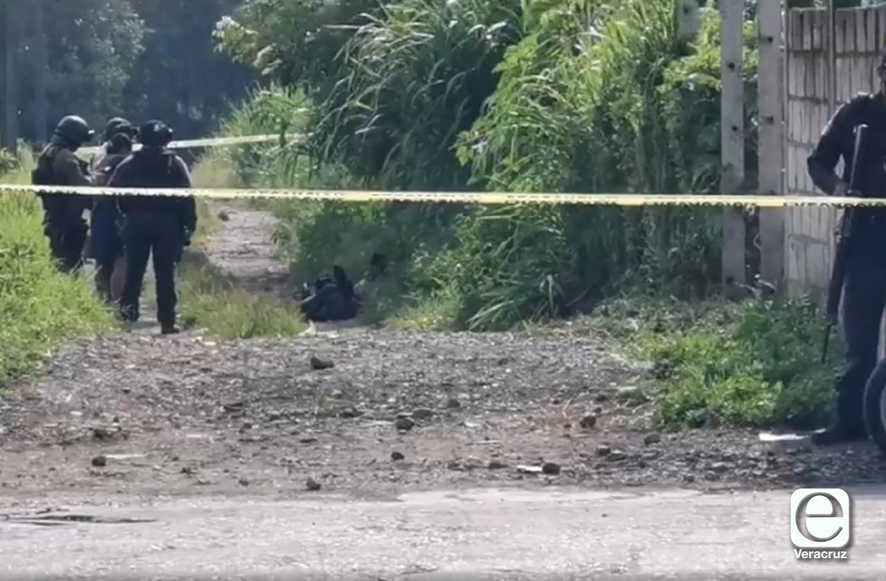 Hallan 4 bolsas con restos humanos en Rafael Delgado