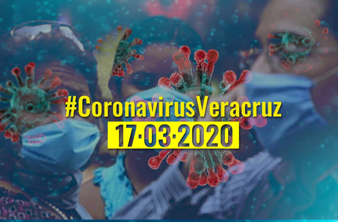 17 de marzo   Coronavirus en Veracruz: el resumen