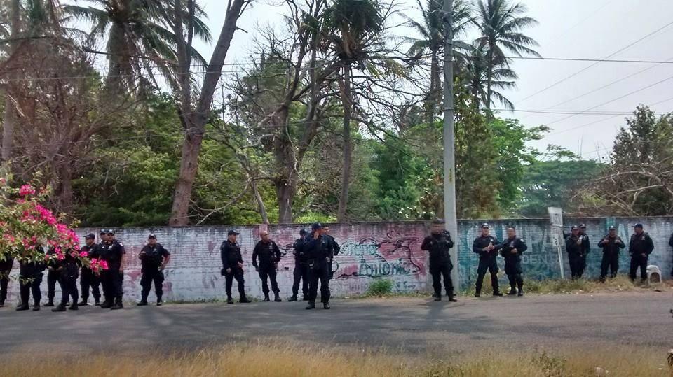 Defensores en alerta por operativo del INM durante Viacrucis Migrante