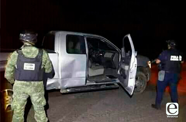 Retienen a elementos de Fuerza Civil por detener a 4, en Omealca