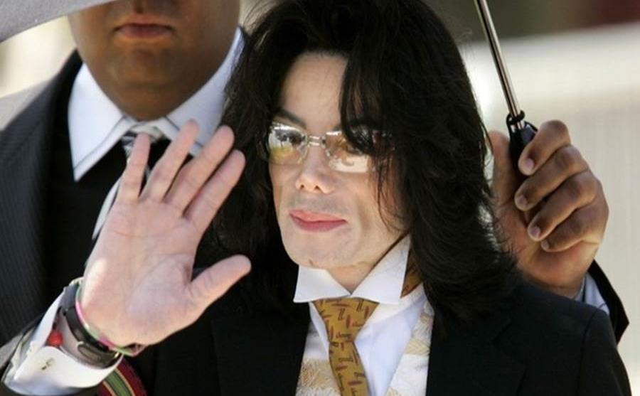 Revelan fotografías de la habitación de Michael Jackson