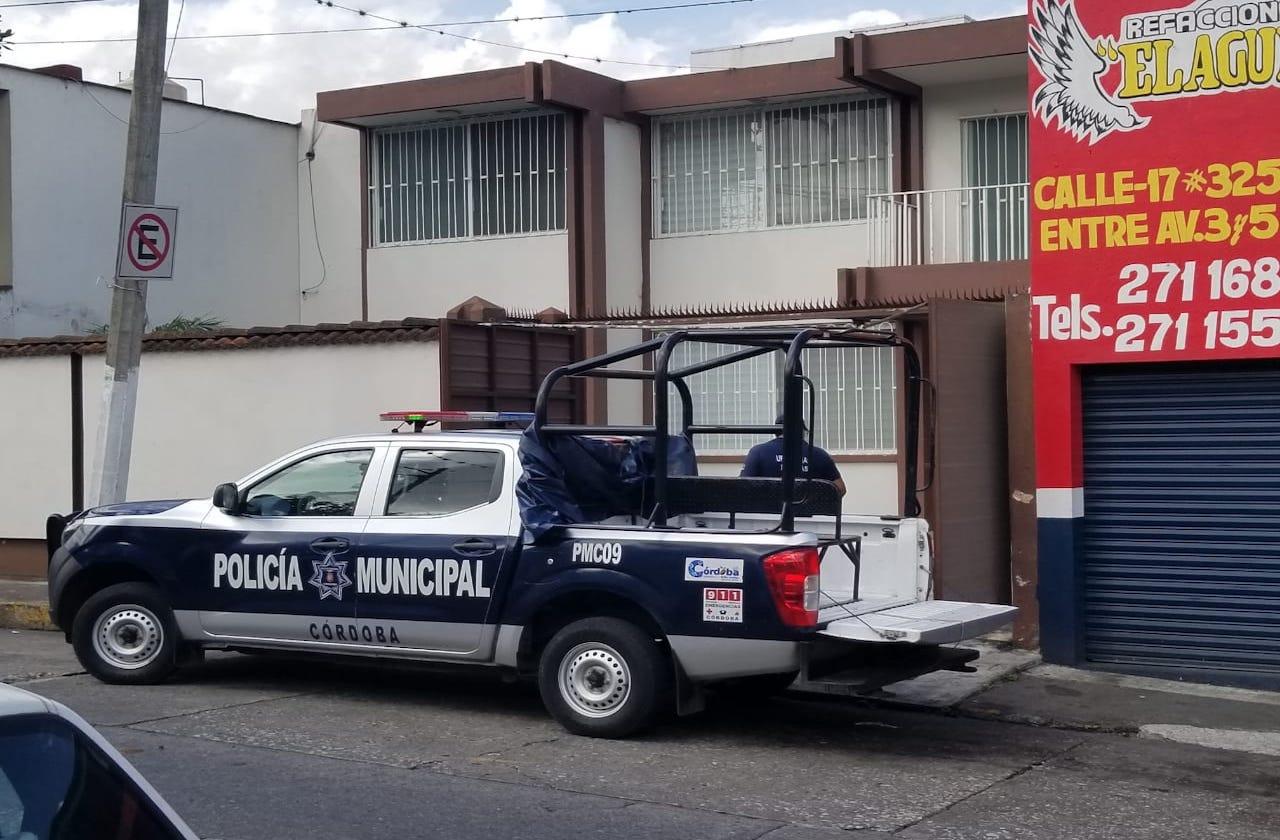 Revientan casa de seguridad en centro de Córdoba