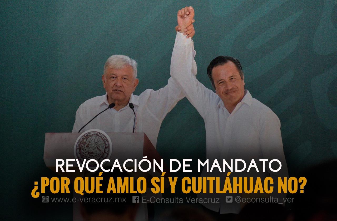 Revocación, casi misión imposible; AMLO la pide y Cuitláhuac la libra