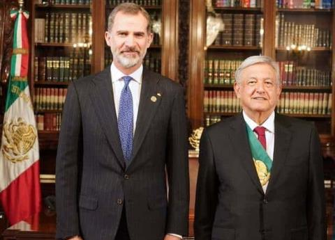 España responde: no se pedirá perdón a México por la conquista