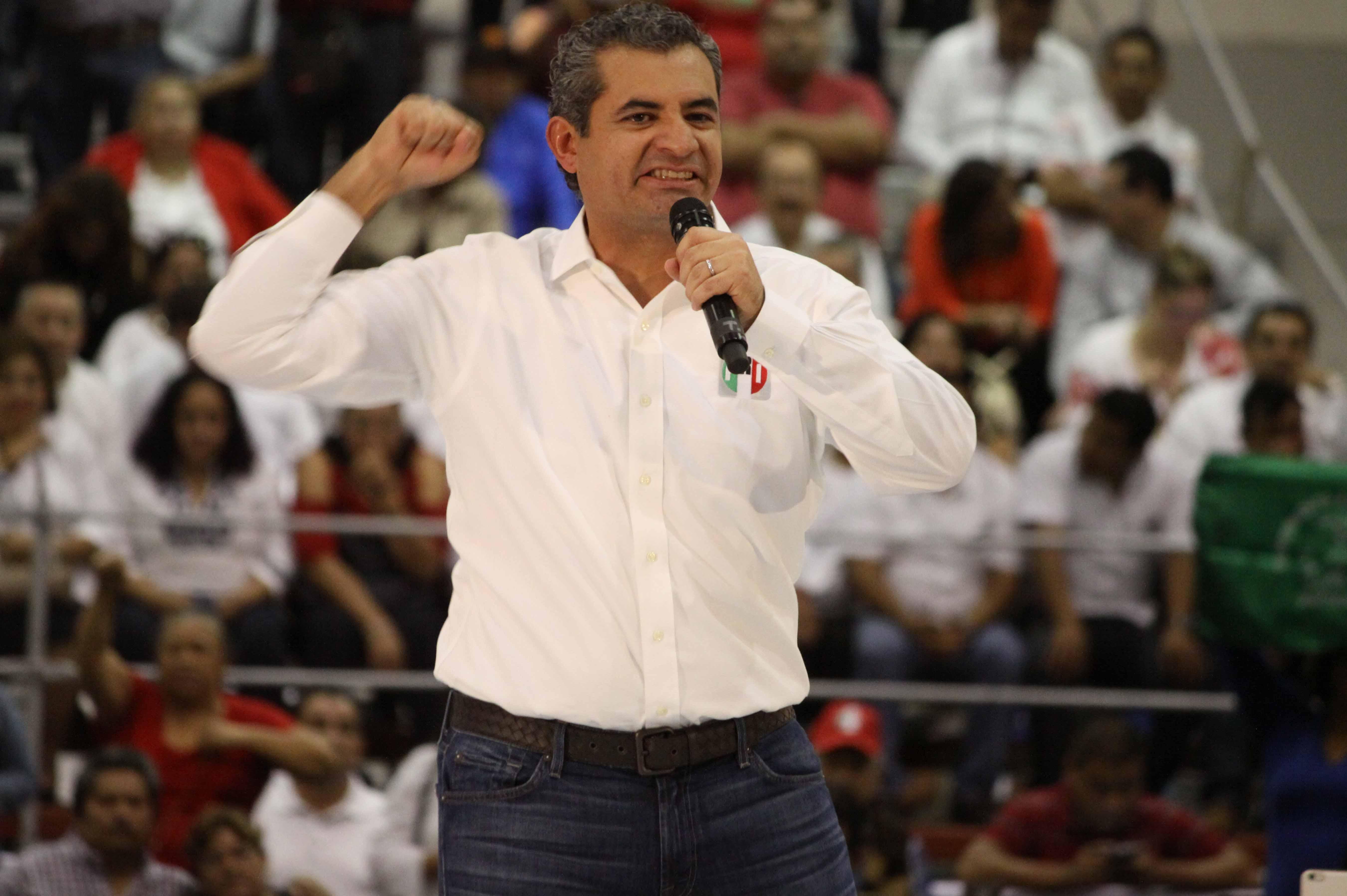 Vamos a ganar Veracruz y la presidencia: Ochoa Reza
