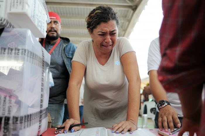Veracruz, dentro de las entidades donde violencia pone en riesgo la elección