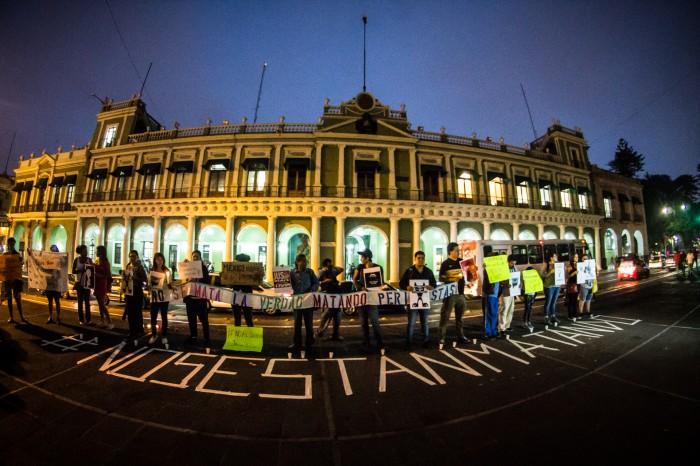 CEAPP mapea a funcionarios con vínculos delictivos en Veracruz