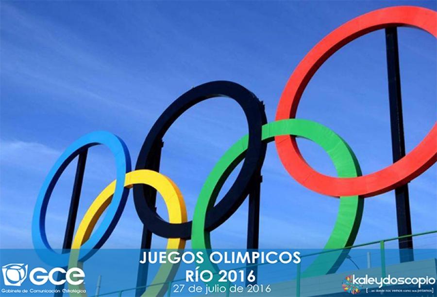Cosas que impulsan al atleta mexicano en olimpiadas