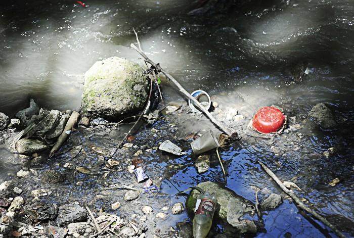 """Dalos dice que no es tan """"grave"""" la contaminación de los ríos"""