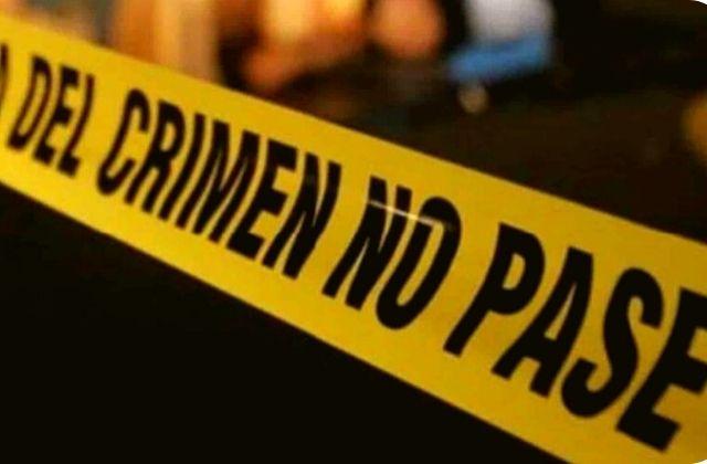 Previo a desarme de policías, dejan cuerpo embolsado en Papantla