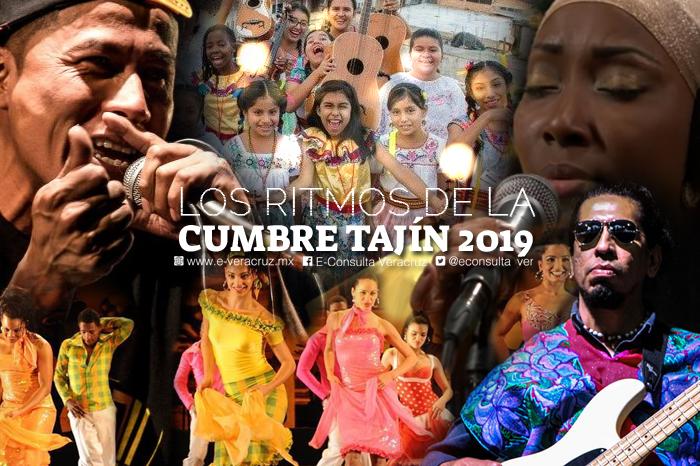 Los artistas poco conocidos pero imperdibles en la Cumbre Tajín 2019