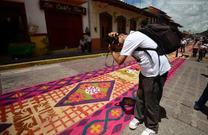Roban en domicilio de fotoperiodista de Veracruz