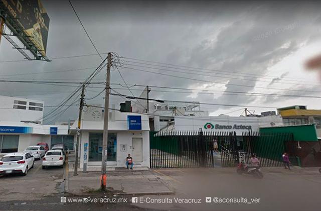 Robo millonario en banco y empeño del Puerto de Veracruz