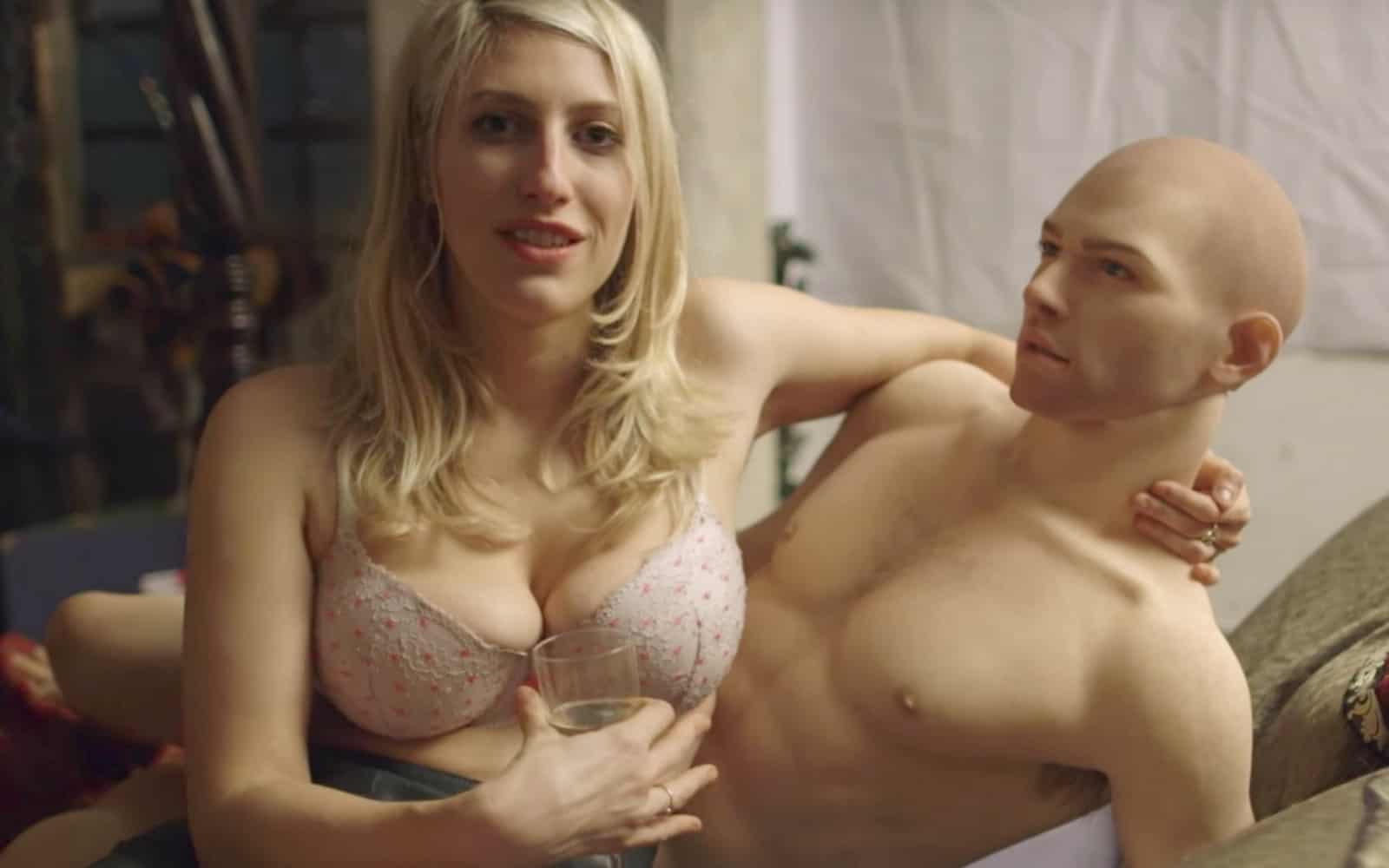 ¿Qué tan recomendable es el sexo con robots?