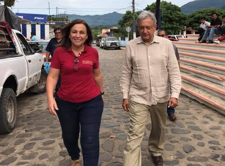 AMLO no conoce a Jessica Moreno, asegura Rocío Nahle
