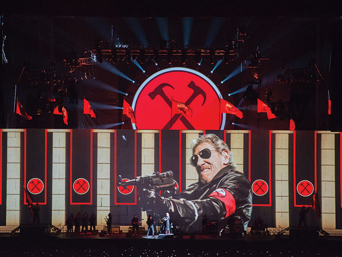 Roger Waters confirma concierto en el Zócalo capitalino