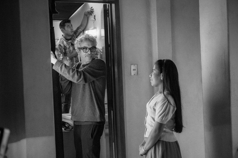 ROMA logra 10 nominaciones al Oscar, Yalitza Aparicio va por mejor actriz