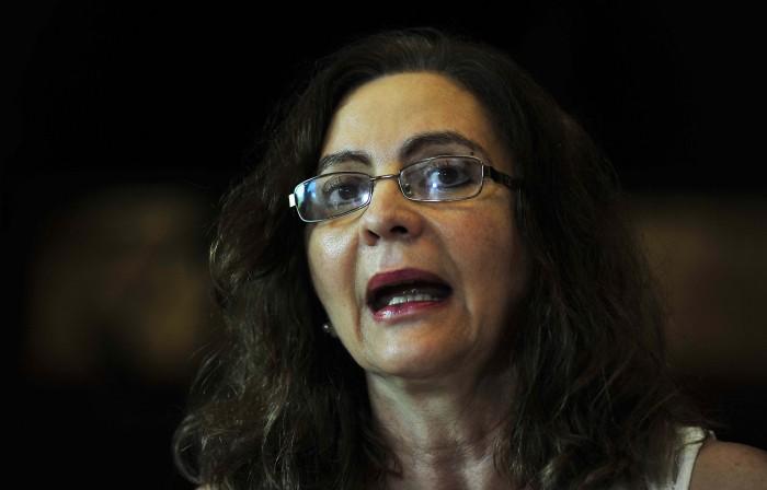 Rosío Córdova no declinara a su aspiración por la Rectoría de la UV