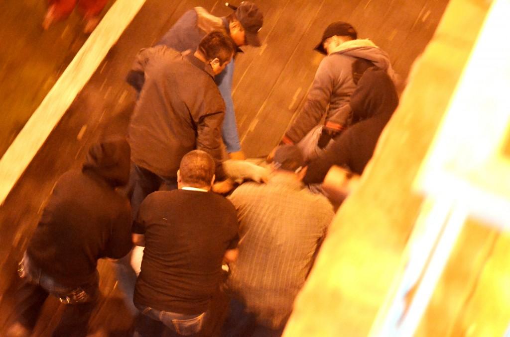 """Todos los policías que participaron """"El Grito"""" iban uniformados: SSP"""