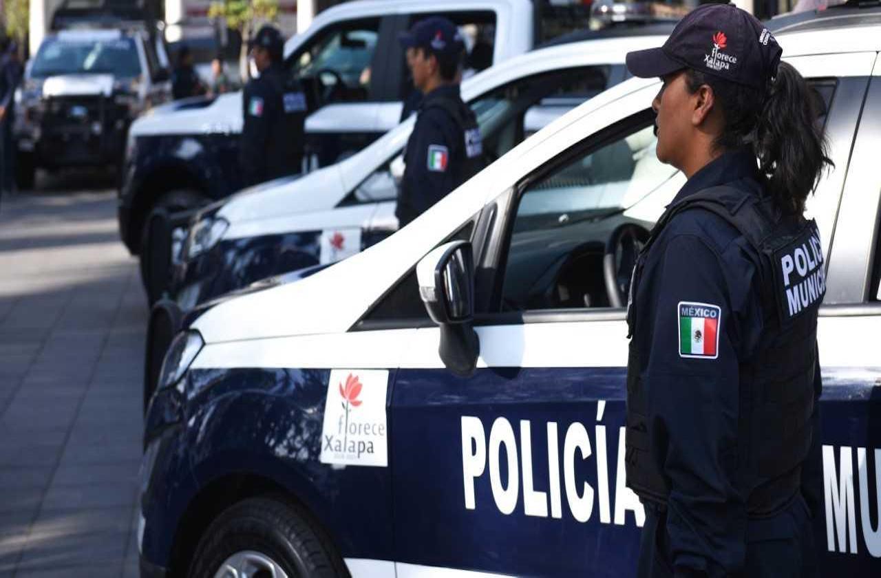 ¿Sabes cuánto cuesta la operación de la policía municipal de Xalapa?