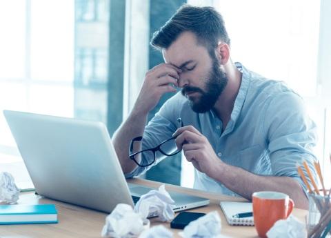 Sabías que el estrés laboral puede afectar tu salud mental