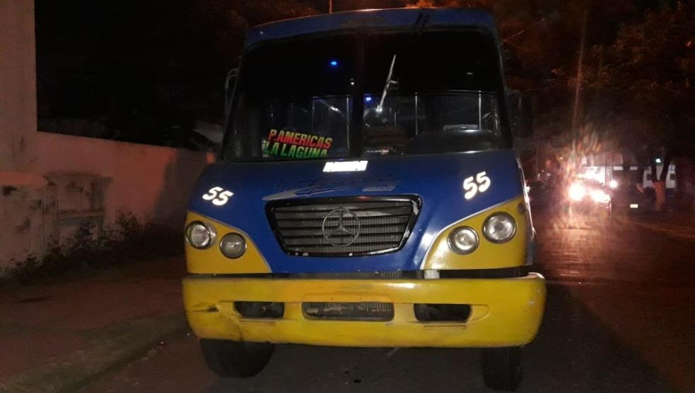 Delincuentes desatan pánico en transporte de Veracruz
