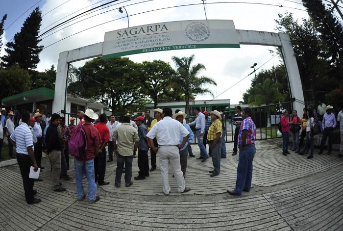 Sagarpa ejerció sólo el 85% de su presupuesto por reajustes