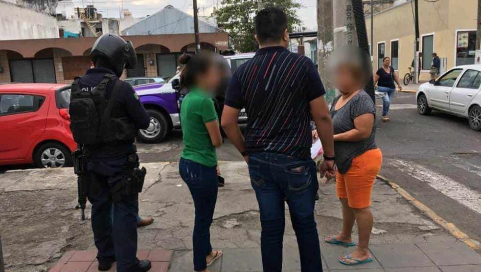 Matrimonio, nueva víctima de asalto tras retiro bancario en Veracruz