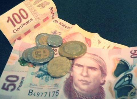 Salario mínimo será de 102 pesos a partir de 2019