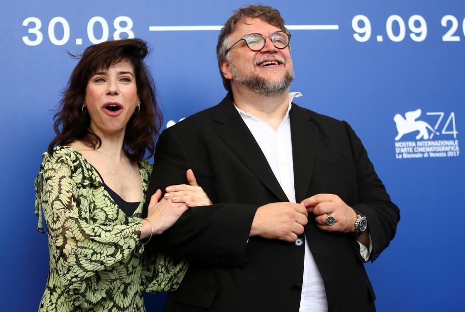 Anuncian 13 nominaciones al Oscar para Del Toro y La Forma del Agua