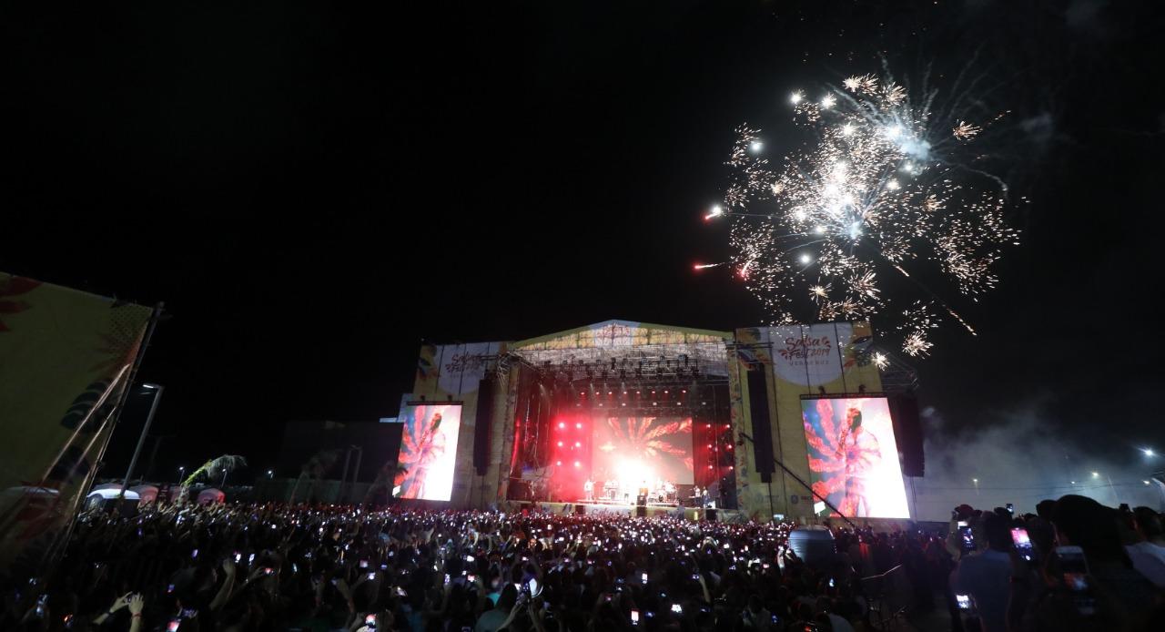 Con 200 mil visitantes SalsaFest generó derrama de 250 mdp