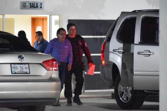 Cae otro ex funcionario de Duarte