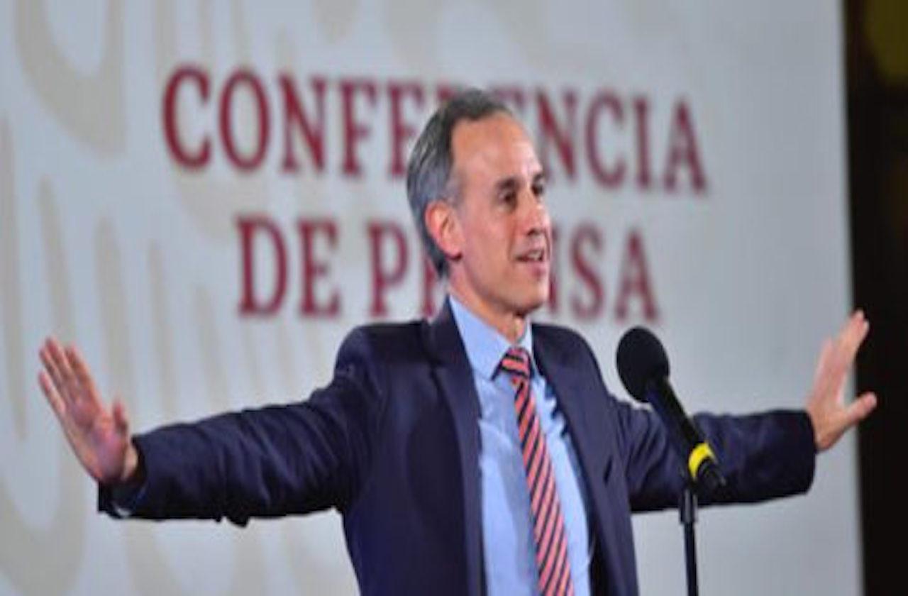 Se elevan a seis fallecimientos por coronavirus en México