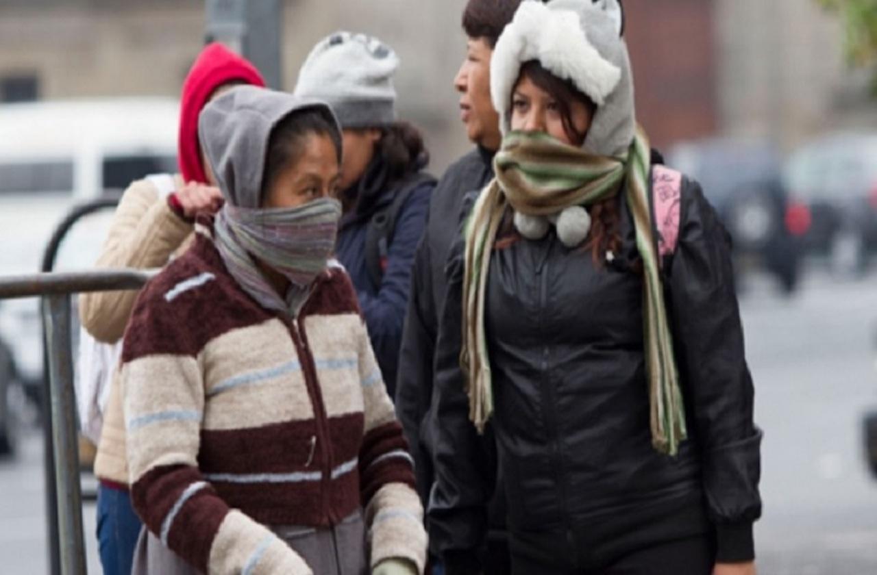 Salud de enfermos covid se comprometería con el frío