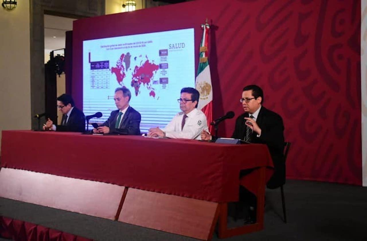 Sube a 5 mexicanos fallecidos por coronavirus