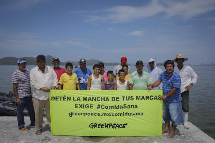 Las empresas de agricultura industrial y sus fertilizantes amenazan ecosistemas: Greenpeace