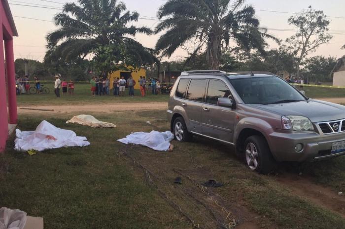 Asesinan a tres en San Juan Evangelista, hallan otro cuerpo en Xalapa