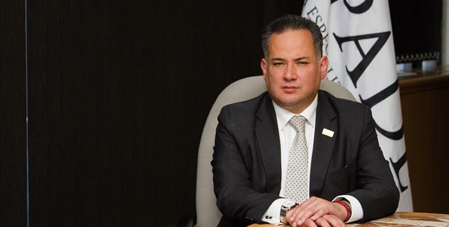 No debe existir dialogo con delincuencia organizada: Santiago Nieto