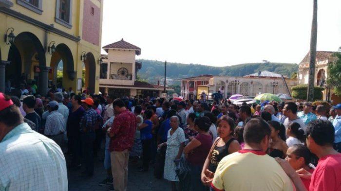 Fiscalía va por ciudadanos de Santiago Tuxtla