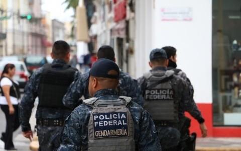 Gendarmería permanecerá en Xalapa el tiempo necesario: Américo