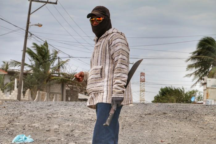 Hay autodefensas o ciudadanos armados en 30 municipios de Veracruz
