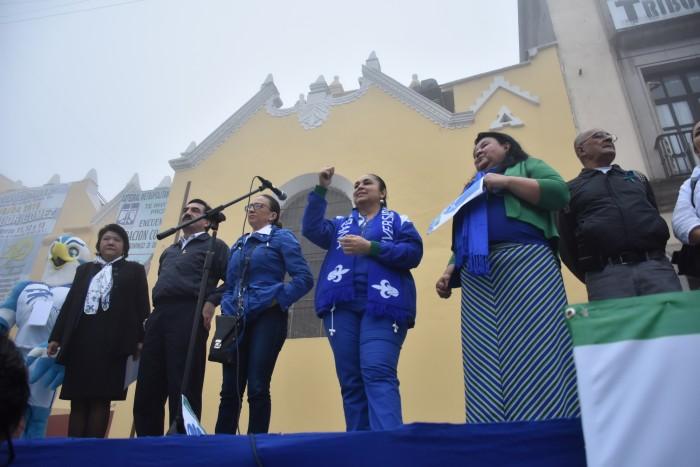 """Quien toca a la UV; toca a la dignidad humana"": Junta de Gobierno UV"
