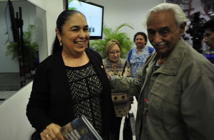UV: Sara Ladrón de Guevara analiza posible reelección