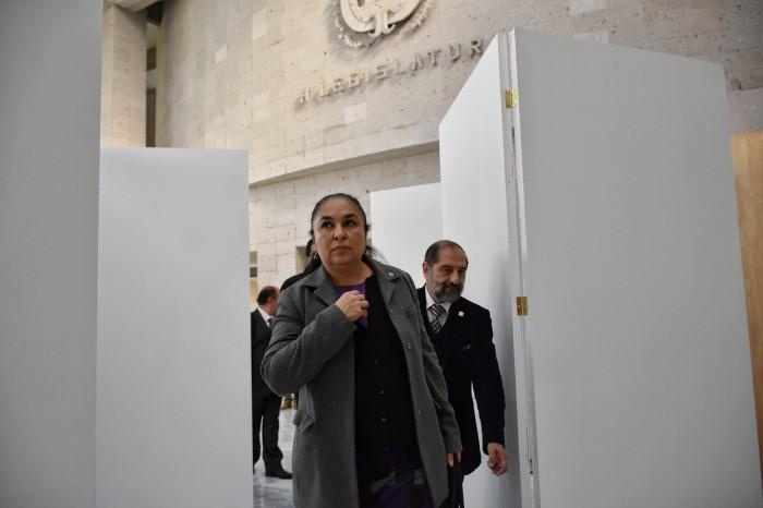 Responsabilidad de Yunes Linares materializar el incremento de 500 mdp: Rectora