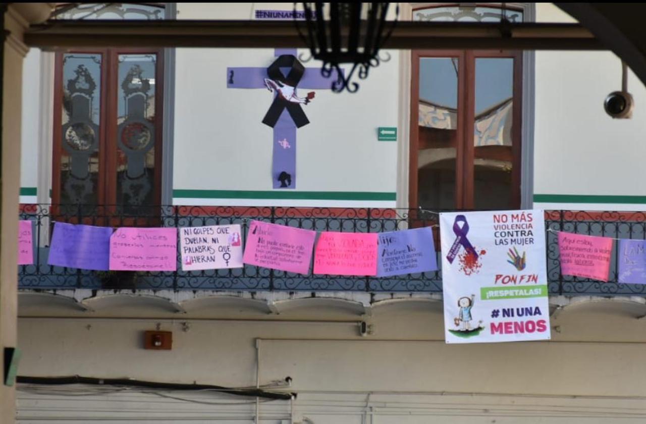 En SAT de Xalapa empleadas laboran y exponen casos de acoso