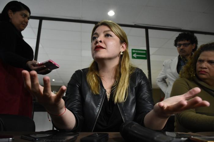 PRI Nacional busca pactos con grupos de poder: Vázquez Saut
