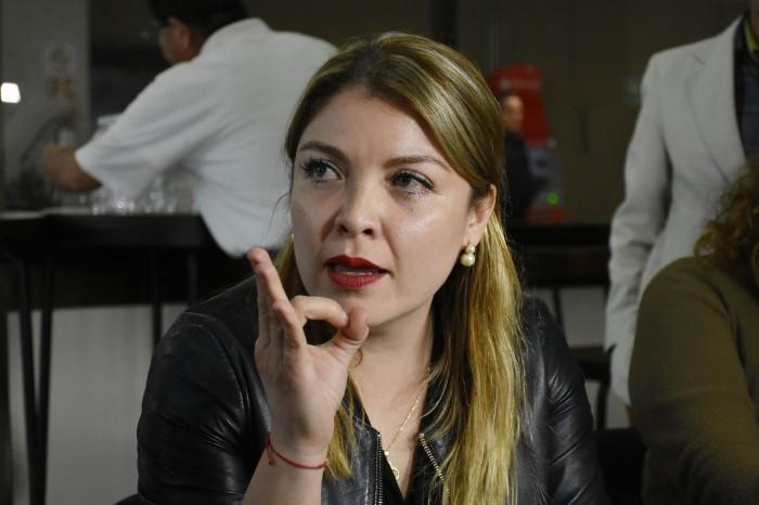 """Herrera, Carvallo y Lagos """"se esconden detrás de las faldas de las mujeres"""""""