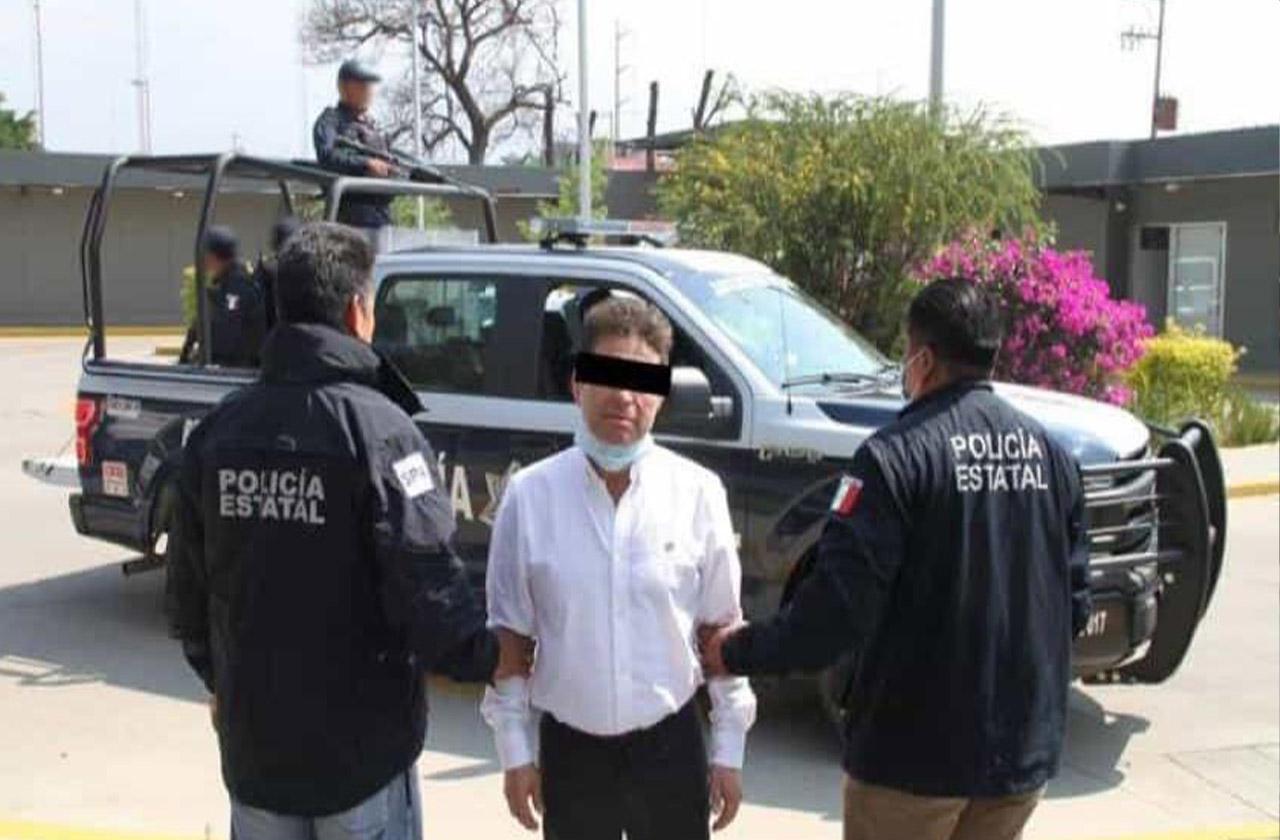 Detienen a Vera Carrizal, quien ordenó agresión con ácido contra la saxofonista