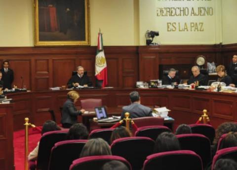 SCJN suspende aplicación de Ley de Remuneraciones de AMLO